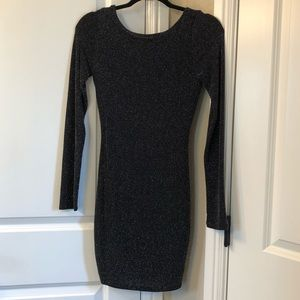 NWT Sparkly Urban Outfitters Bodycon Dress